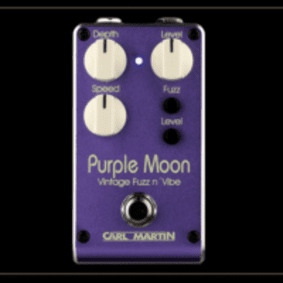 Carl Martin Purple Moon 2019