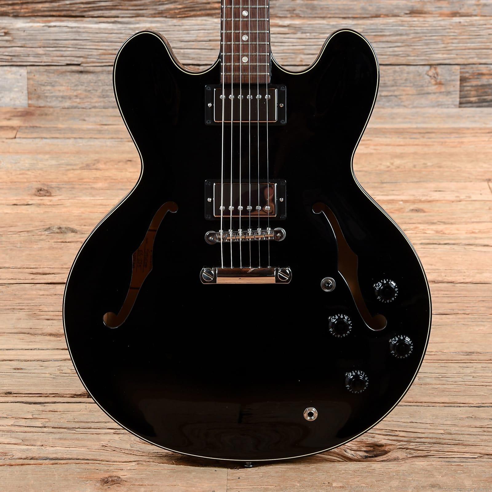 Gibson Memphis ES-335 Studio Ebony USED