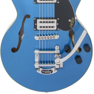 Gretsch G2655T Streamliner Center Block Jr. Electric Guitar with Bigsby - Fairlane Blue