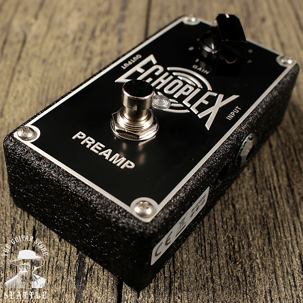 dunlop ep101 echoplex preamp the guitar store reverb. Black Bedroom Furniture Sets. Home Design Ideas