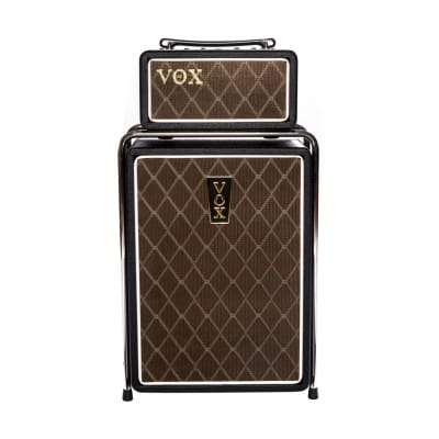 Vox MSB-25 Mini Superbeetle Head & 1x10 Cabinet Guitar Amplifier w FAST n FREE Shipping