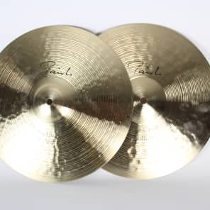 "Paiste 14"" Signature Heavy Hi-Hat Cymbals (Pair)"