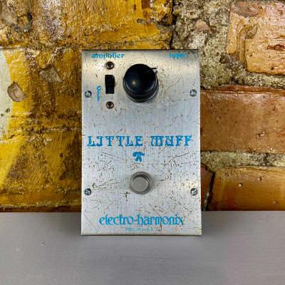 Electro-Harmonix Little Muff c. 1975 Ram's Head Era.