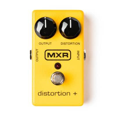 mxr distortion + plus m104 overdrive-distorsore for sale