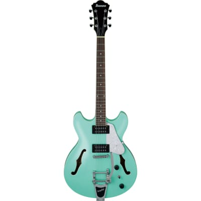 Ibanez AS63T Artcore Vibrante with Bigsby