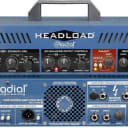 Radial Headload V8 Guitar Amp Load Box 8 Ohm Attenuator Lightly used with Original Box