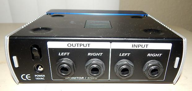 PreSonus HP4 headphone amp w original power supply | Reverb
