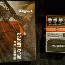 DigiTech Hardwire DL-8 Delay Looper