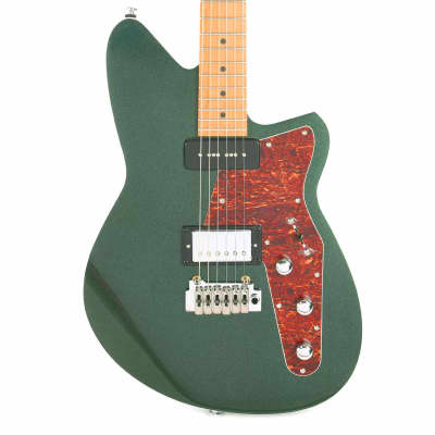 Reverend Double Agent W Outfield Ivy Metallic LE w/Roasted Maple Neck (CME Exclusive)