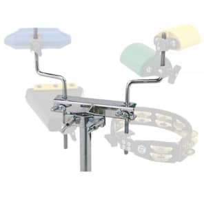 Latin Percussion LP472 Mini Everything Rack Percussion Multi-Mount System
