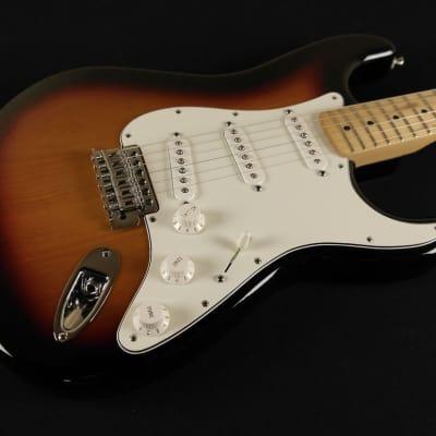 Fender Standard Stratocaster - Maple Fingerboard - Brown Sunburst - No Bag (512) for sale