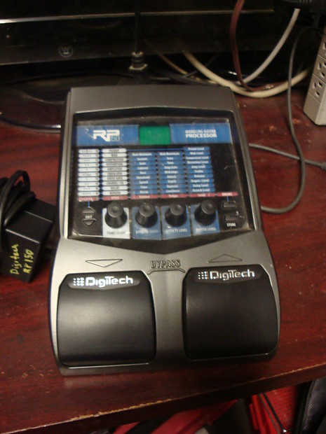 DIGITECH RP150 USB DRIVER FOR WINDOWS 7