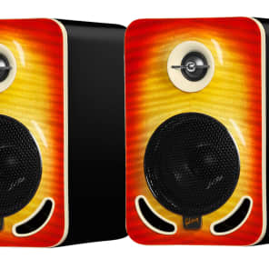 "Gibson LP4 Les Paul 4"" Reference Monitors (Pair)"