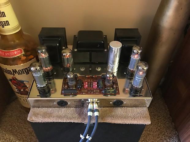 Dynaco Stereo 70 ST-70 tube amplifier