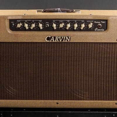 "Carvin BelAir 212 Vintage Tube Series 50-Watt 2x12"" Guitar Combo"
