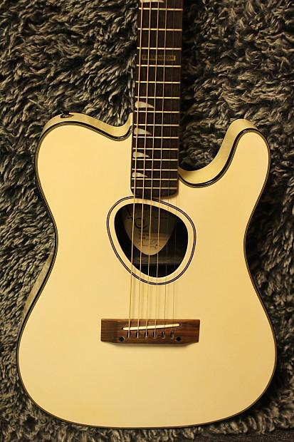 danny ferrington post kramer acoustic electric guitar kft 1 reverb. Black Bedroom Furniture Sets. Home Design Ideas