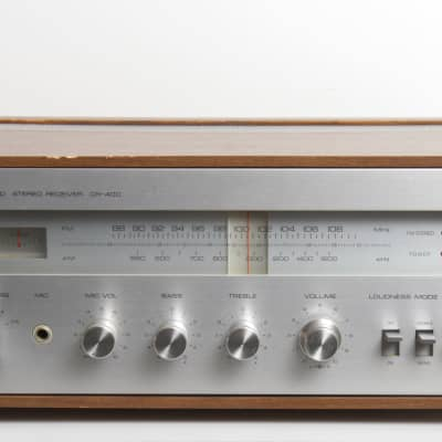 Yamaha CR-400 Natural Sound Stereo Receiver