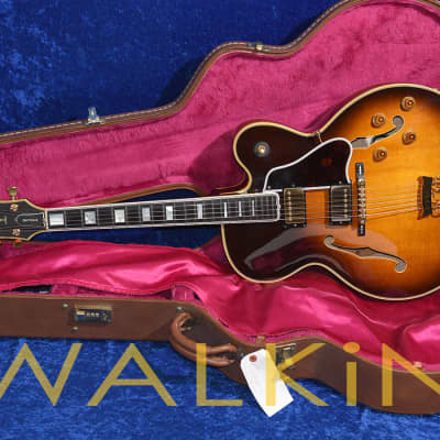 Gibson Byrdland 1991 Vintage Sunburst / incl. original hard case for sale