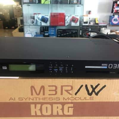 Korg 03R/W Expander