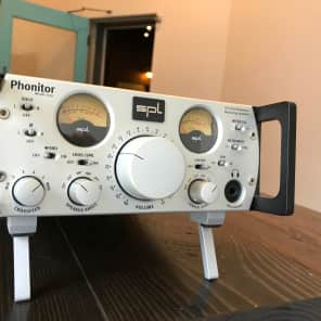 SPL Phonitor Model 2730 120V Headphone Monitoring Amplifier