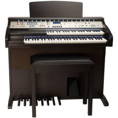 Lowrey EZ10 Virtual Orchestra Organ Keyboard, with Bench, Sheet Music, Near Mint