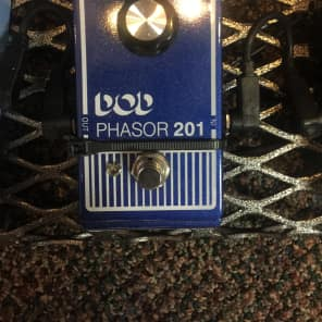 DOD 201 Phasor Guitar Pedal for sale