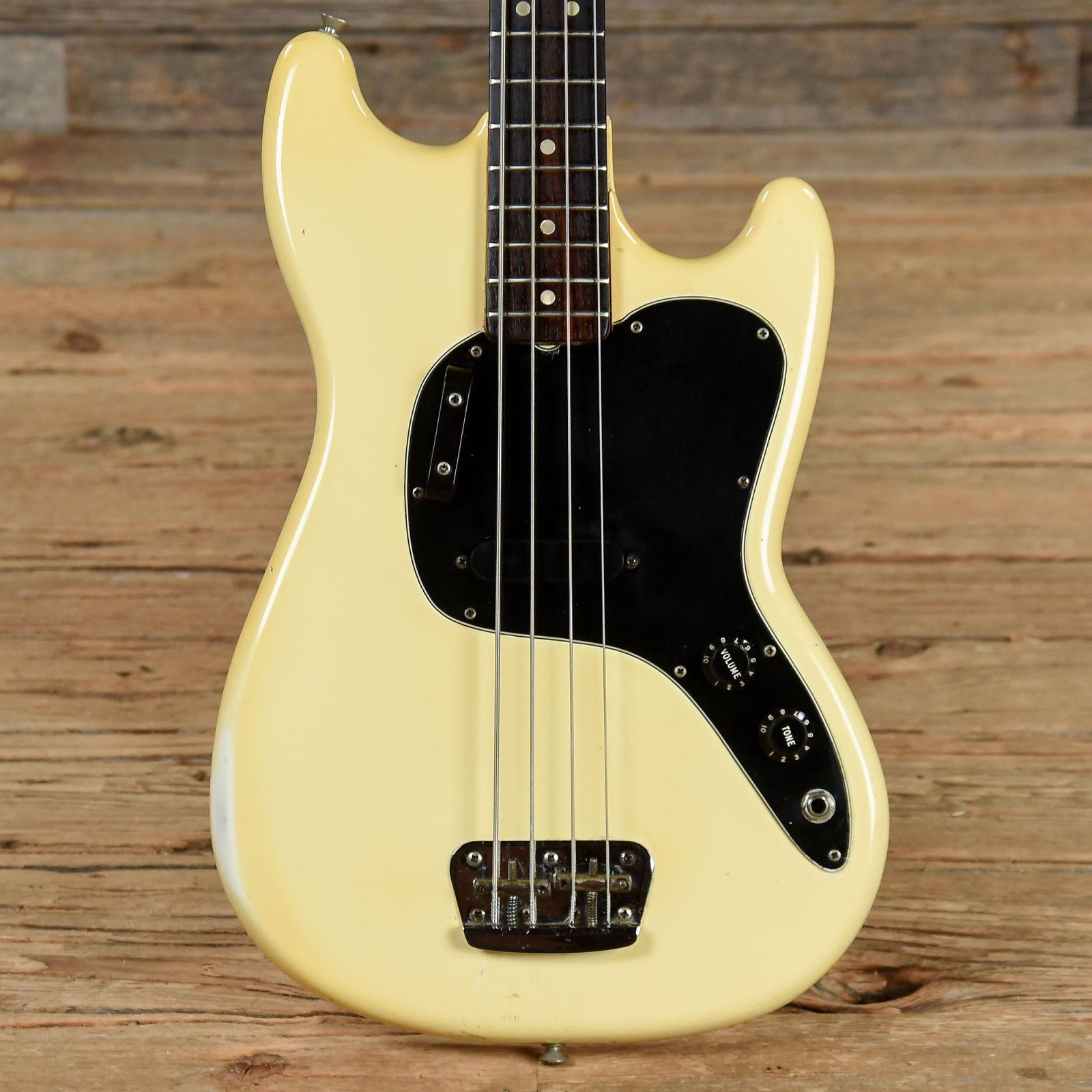 Fender musicmaster bass amp dating