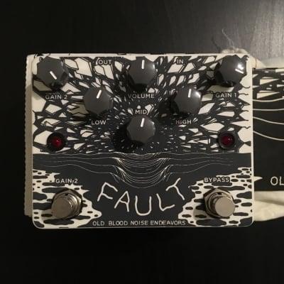 Old Blood Noise Endeavors Fault Overdrive/Distortion