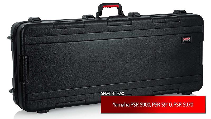 gator keyboard case for yamaha psr s900 psr s910 psr s970 reverb. Black Bedroom Furniture Sets. Home Design Ideas