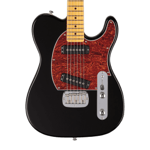 G&L Tribute Series ASAT Special with Maple Fretboard Gloss Black