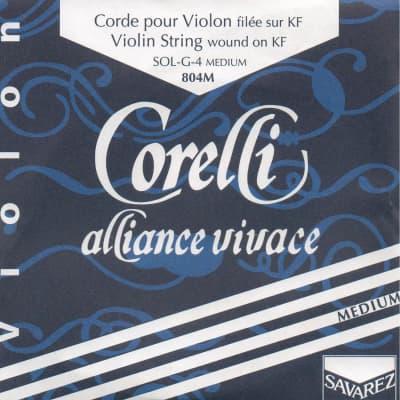 Savare Corelli Alliance Vivace Violin G String Medium