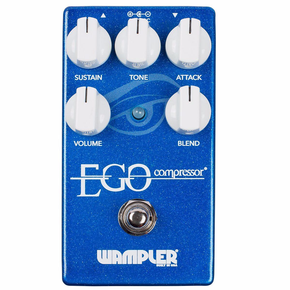 Wampler Ego Compressor V2   Reverb