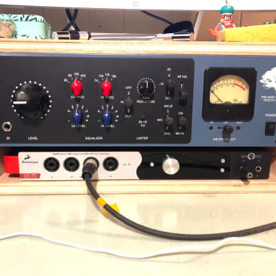 Tree Audio The Branch Tube Channel Strip v1