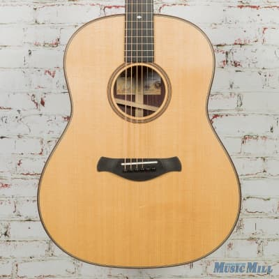 Taylor 717 Grand Pacific Builder's Edition with V-Class Bracing - Natural