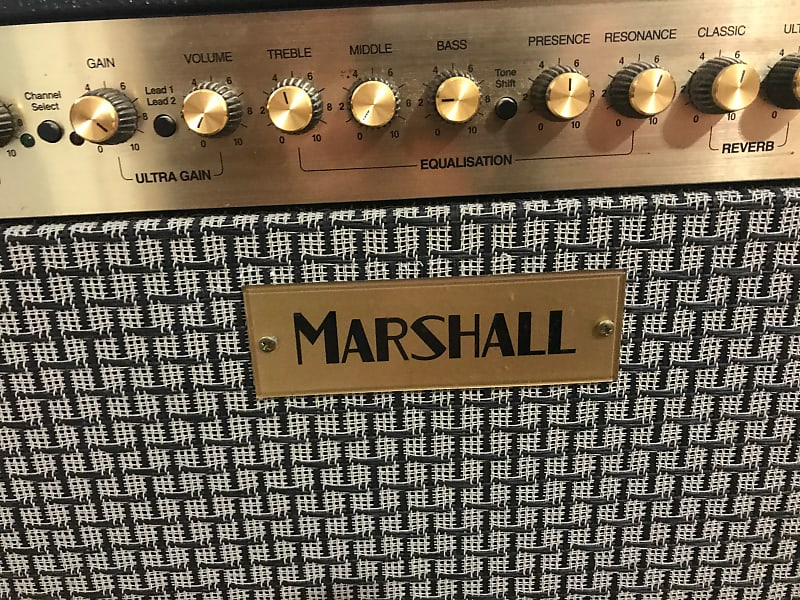 Marshall Dsl40c 40w All Manual Guide