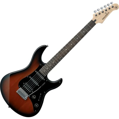 Yamaha PAC012DLX OVS Pacifica Electric Guitar – Old Violin Sunburst for sale