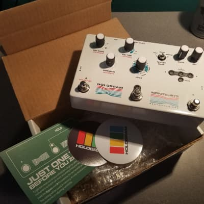 Hologram Electronics Infinite Jets Resynthesizer