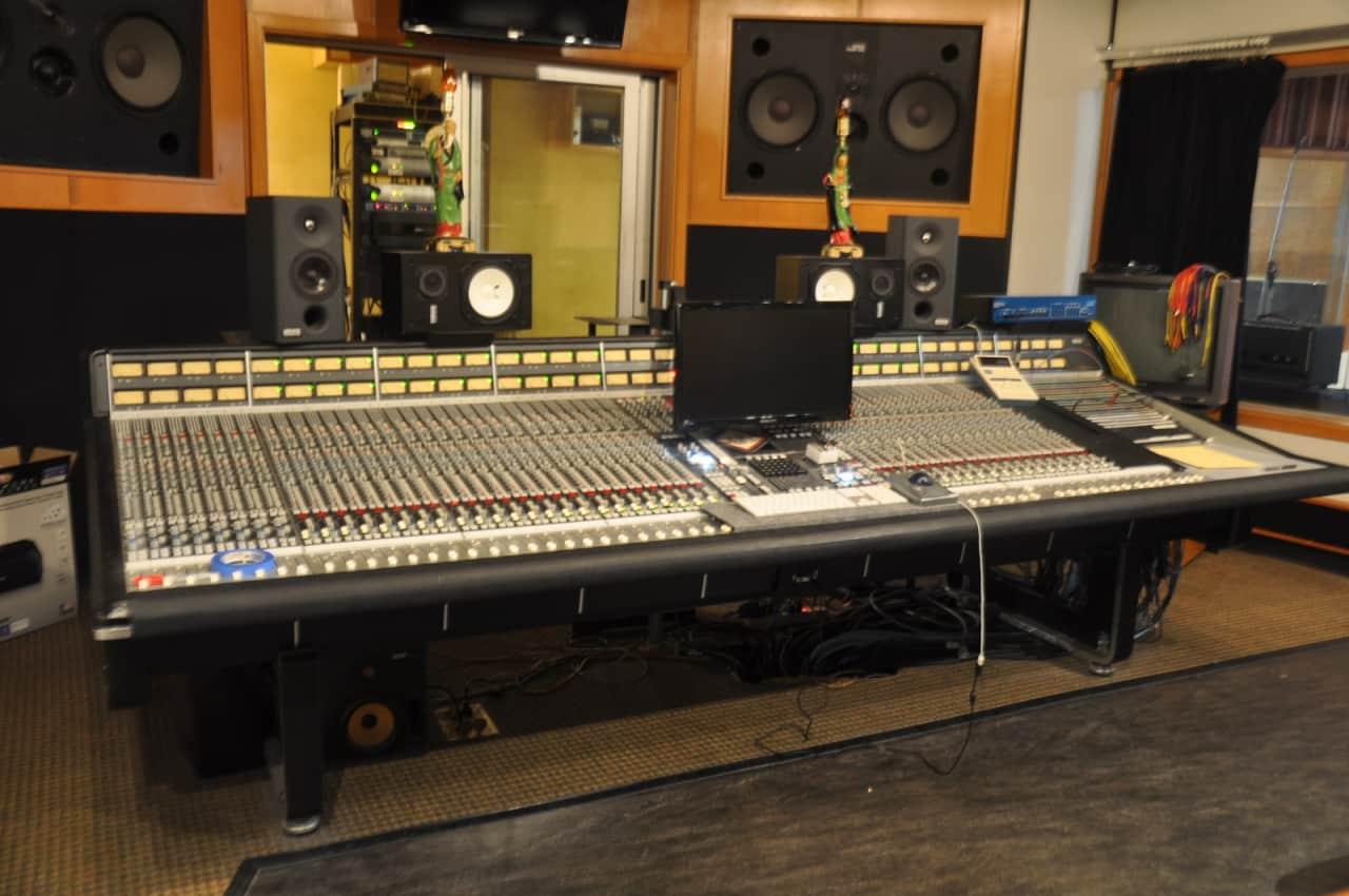 Ssl 6000e 56 Input Inline Recording Console 6000 E Series