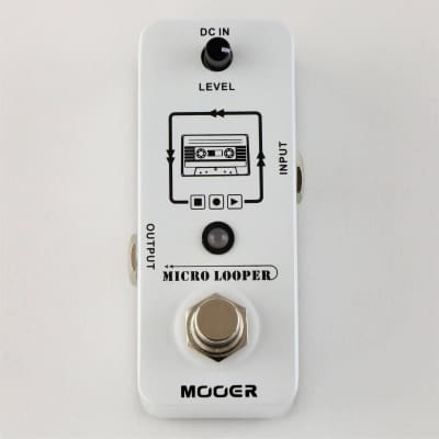MOOER MICRO LOOPER for sale