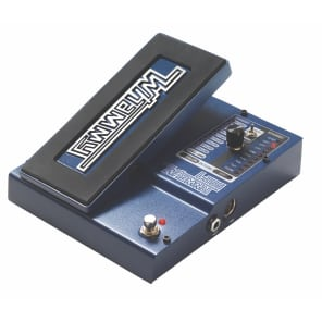 DigiTech Bass Whammy Pitch Shift Pedal - Legendary pitch shifting effect for bass guitar