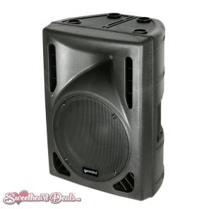 "Gemini DRS-15P Powered 15"" 640w Speaker"