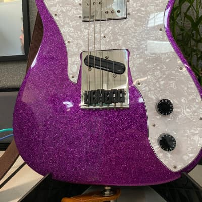 Fender Limited Edition '72 Telecaster Custom Sparkle Finish 2018