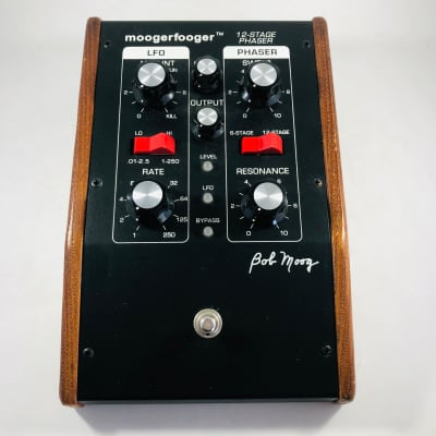 Moog MoogerFooger MF-103 12-Stage Phaser *Sustainably Shipped*