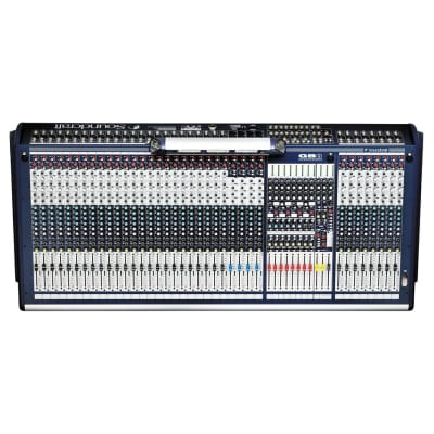 Soundcraft GB8 40-Channel Mixing Console