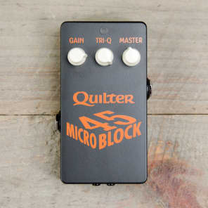 Quilter Labs Micro Block 45 Head MINT