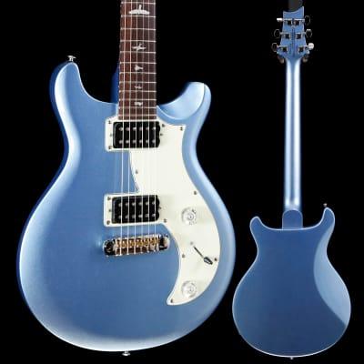 PRS Paul Reed Smith SE Mira, Rosewood Fb, Metallic Blue 013 6lbs 6.7oz for sale