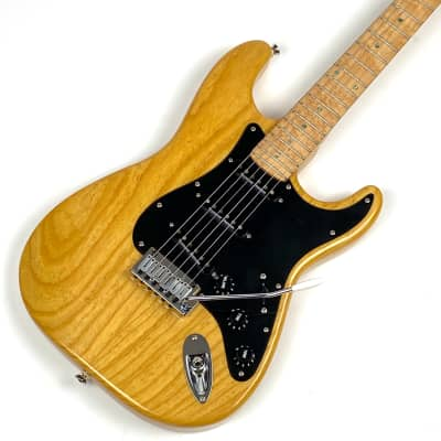 Fender Stratocaster Light Ash w/Seymour Duncans for sale