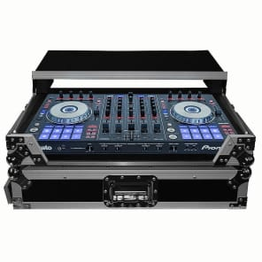 ProX XS-DDJSX-WLT Road Case with Laptop Shelf for Pioneer DDJ-SX/RX