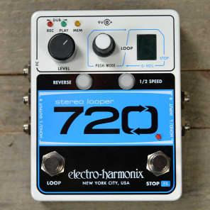 Electro-Harmonix 720 Stereo Looper USED