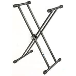 Quik-Lok T-500 Trigger-Lok X-Style Heavy Duty Keyboard Stand
